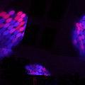 Oświetlenie efektowe sufitu, Salon w prywantym domu / Projekt i zdjęcia: Magdalena Banasiak - Alfa-Zeta
