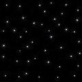 Gwieździste niebo 45 punktów świetlnych na 1m²