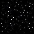 Gwieździste niebo 75 punktów świetlnych na 1m²
