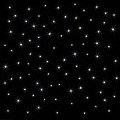 Gwieździste niebo 90 punktów świetlnych na 1m²