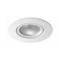 Altatensione Reflector Downlight Adjustable Trimmed