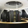 "Winiarnia ""Cantina Gentile""<br />Architekci: Pierluigi Giove i Massimo Le Pera, projekt oświetlenia: AT Lab"