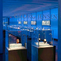 Salon jubilerski Georg Jensen, Rodeo Drive, Los Angeles, USA<br />$© Roblon A/S