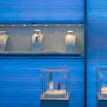 Salon jubilerski Georg Jensen, Rodeo Drive, Los Angeles, USA<br />$&copy; Roblon A/S