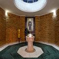 Kaplica w Kościele na Teofilowie w Łodzi<br />Projekt oświetlenia: Alfa-Zeta