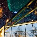 Spa & Wellness Diament**** Ustroń<br />Gwiaździste niebo 2000 punktów, wykonanie: Litwiniak s.c., zdjęcie: Rafał Łoch